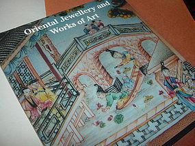 Oriental Jewellery + Works of Art ~  12/7/93
