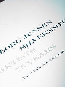 Georg Jensen Silversmithy: 77 Artists, 75 Years