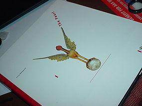 The Pearl ~ Sylvia Malaguzzi ~ 2001