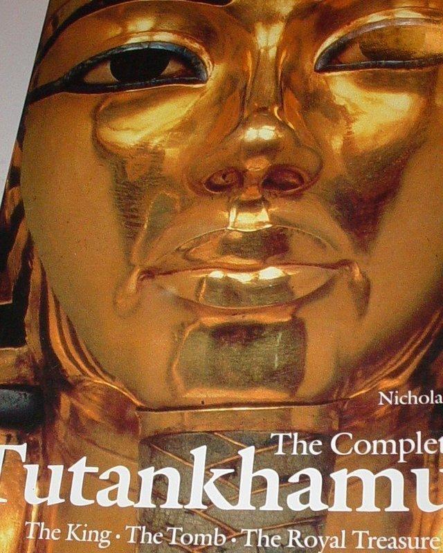 Complete Tutankhamun: The King, the Tomb, the Royal Treasure  ~Reeves