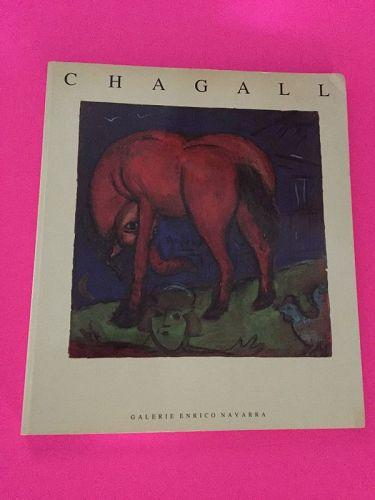Chagall ~ Galerie Enrico Navarra 1989