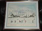 Carter White House Print ~ Watson