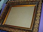 19thC Antique Triple Frame