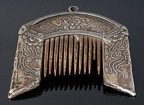 Antique Tribal Comb