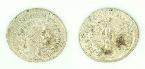 A ROMAN ANTONINIANUS OF PHILIP I