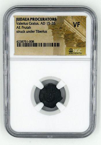A NGC ENCAPSULATED PRUTAH OF VALERIUS GRATUS