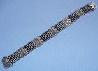 Eastern European Silver Bracelet