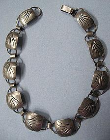 Sterling Handmade Necklace by Joseph Skinger