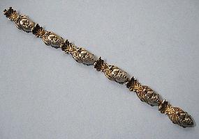 Sterling Bracelet by Natacha Brooks
