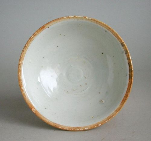 Chinese Song Dynasty Qingbai Porcelain Bowl