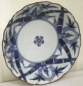 Kakiemon Sometsuke Porcelain Bowl