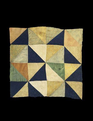 Silk Patchwork Cloth