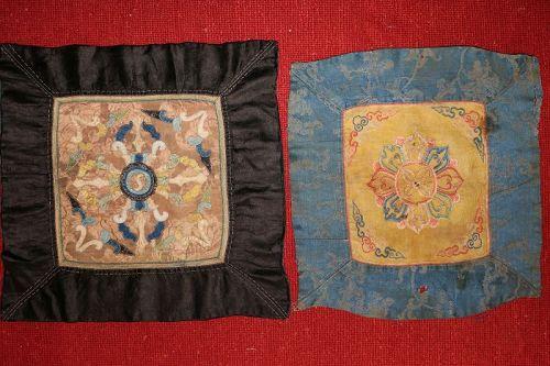 Tibetan Silk Alter Cloths