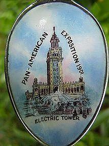 American full bowl enamel Pan American Expo