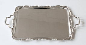 English Chippendale Style Tray