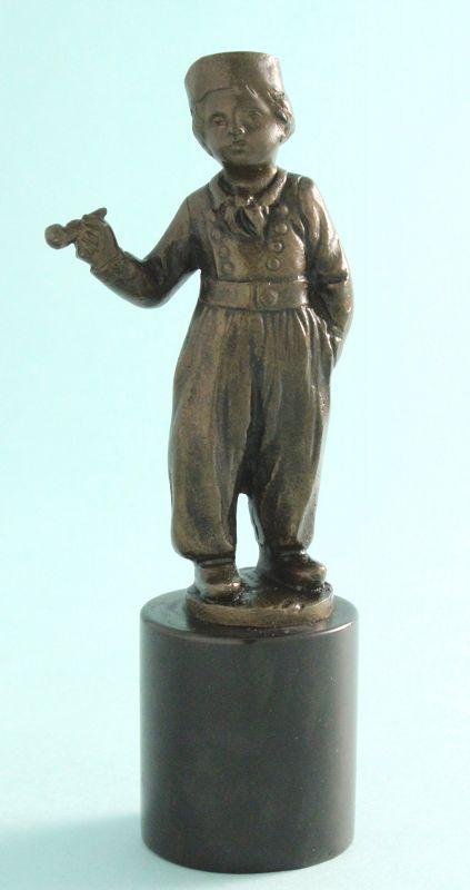 Hans Keck Bronze Dutch Boy