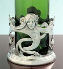 WMF Art Nouveau Wine Bottle Stand