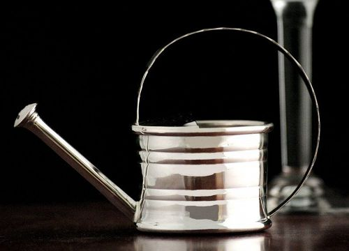 Cartier Silver Watering Can Vermouth Dropper