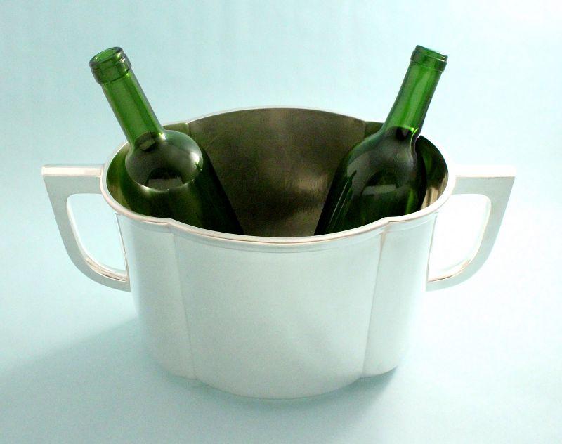 WMF Two Bottle Modernist Wine Champagne Cooler