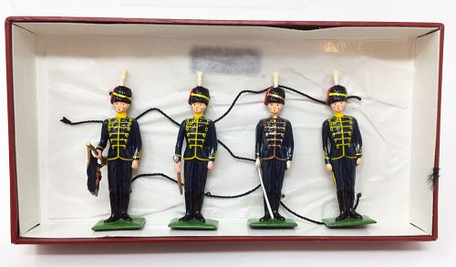 Britains Toy Soldiers 49011 British 7th Hussars Limited Edition of 400