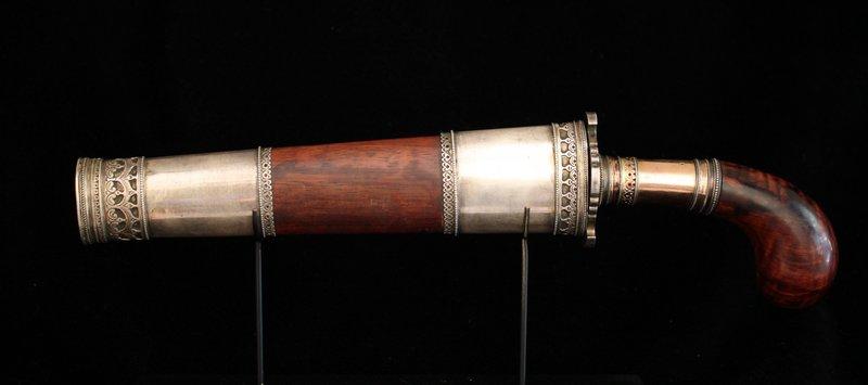 Wonderful Moro Dagger Punal, Late 19th C.