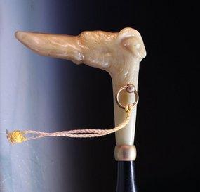 European Carved Shoe Horn