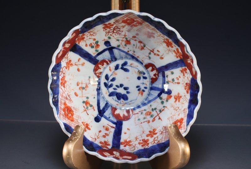 19TH C. Japanese Enamel Porcelain Tobacco Bowl,
