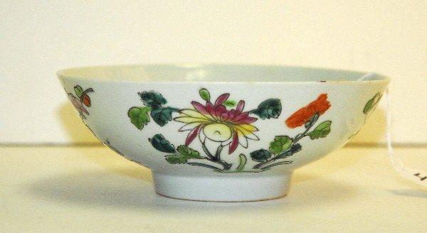 19th C. Chinese Enameled Porcelain Bowl.