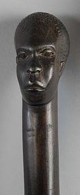 African Warrior Cane.