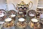 English Royal Crown Derby porcelain teapot, #2451
