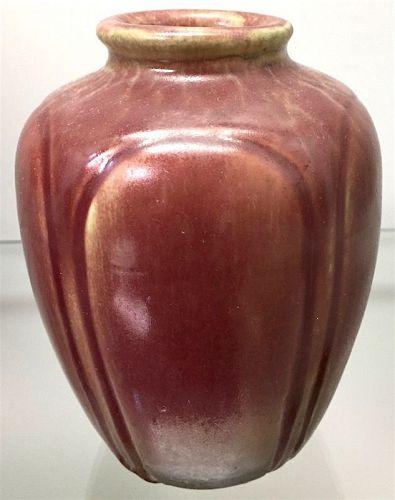 Hampshire American art pottery vase