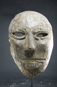 Shamanic Mask, Nepal, 19th C.