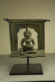 Small Hindu Altar, India, 19th C.