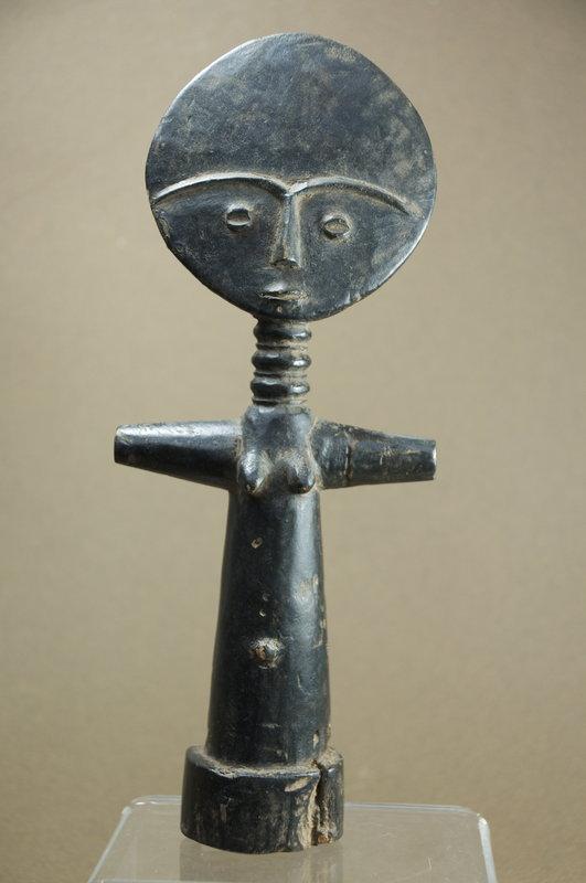 """Akuaba"" Fertility Doll, Ashanti Ethnic Group"
