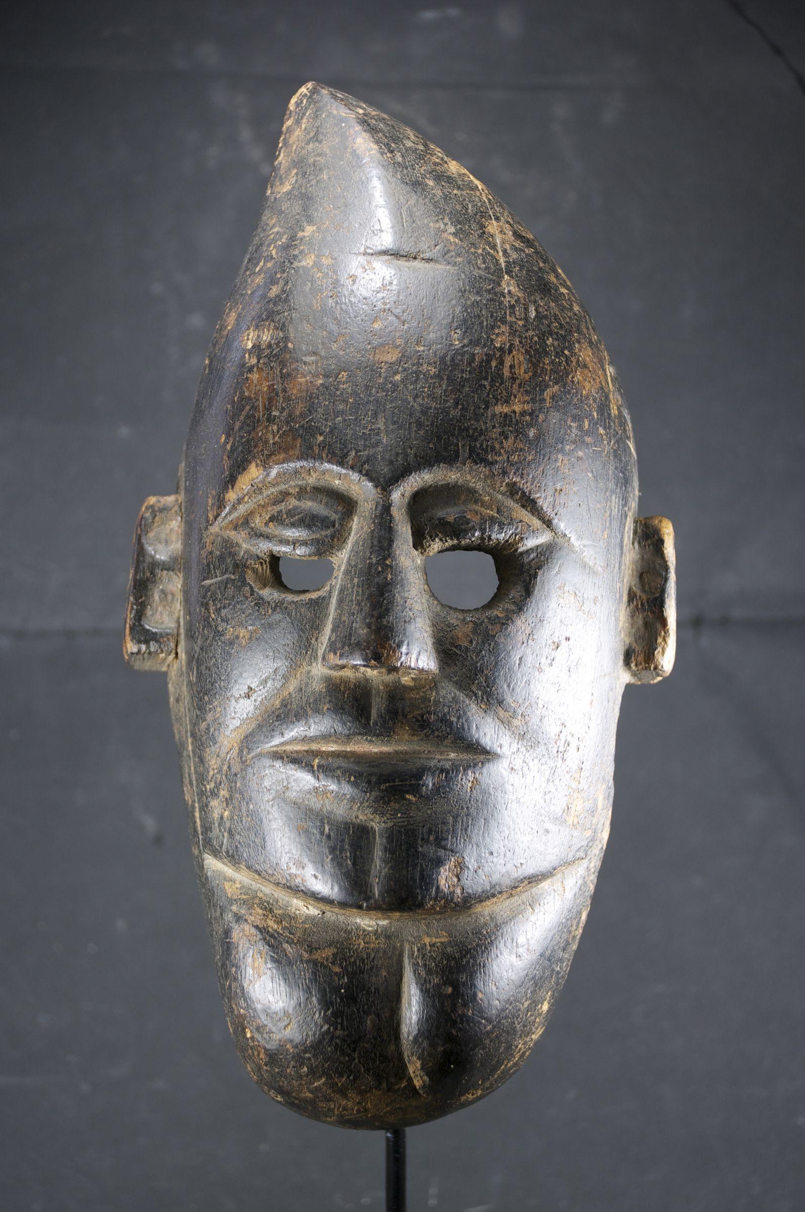 Important Himalayan Goitre Mask