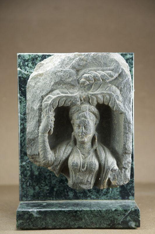 Relief Fragment, Gandhara, 3rd Century