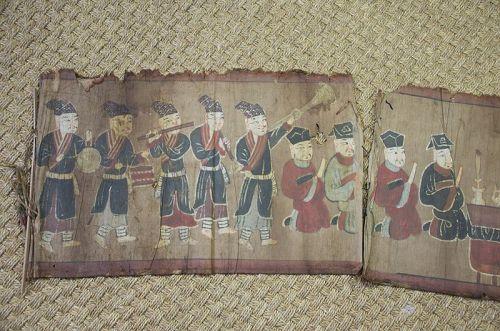 Important & Rare Taoist Temple Banner