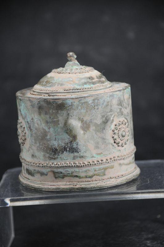 Reliquary box, Gandhara, 3rd C.