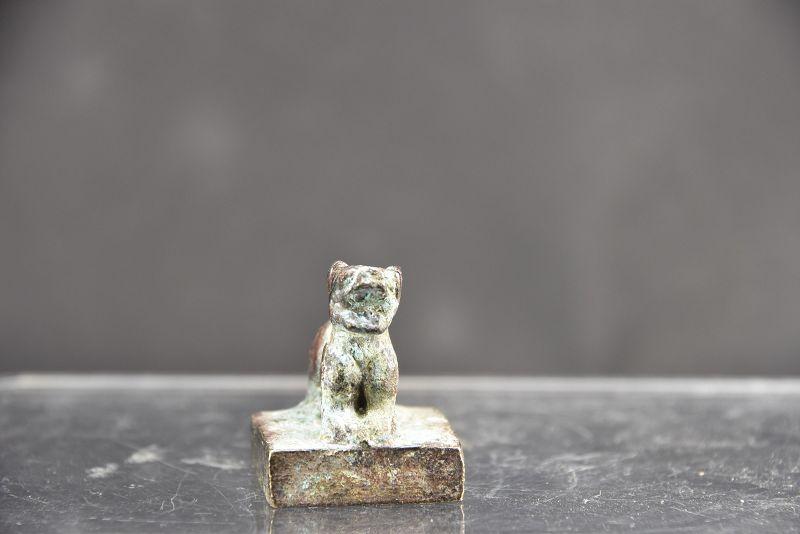 Small Bronze Seal, China, Ming Dynasty