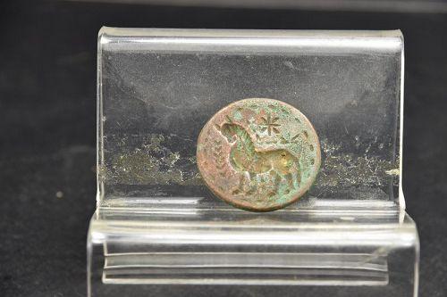 Bronze Seal, Indus Civilisation, Bronze Age