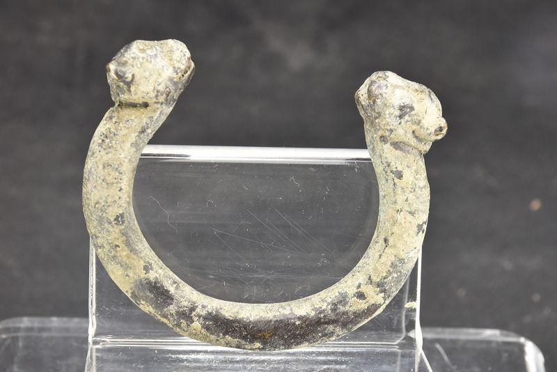 Bronze Bracelet, Bactria, Ca; 500 B.C.