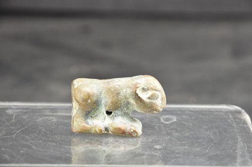 Bronze Amulet, Indus Civilisation, Ca. 2000 BC