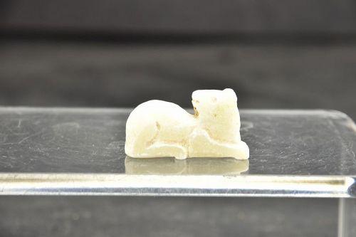 Small Steatite Amulet, Indus Civilisation, Ca. 2000 BC