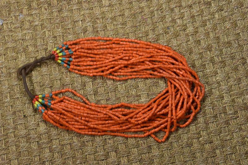 Old Naga Tribal Necklace, India