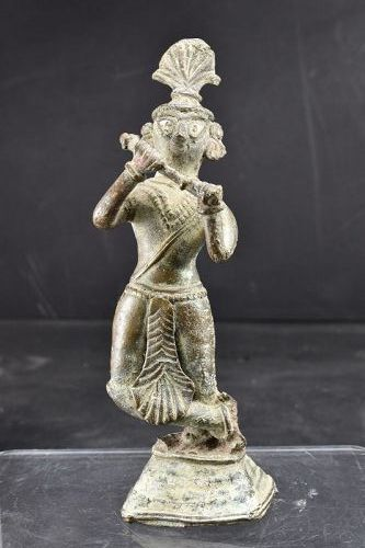 Statue of Krishna, India, Early 19th Century