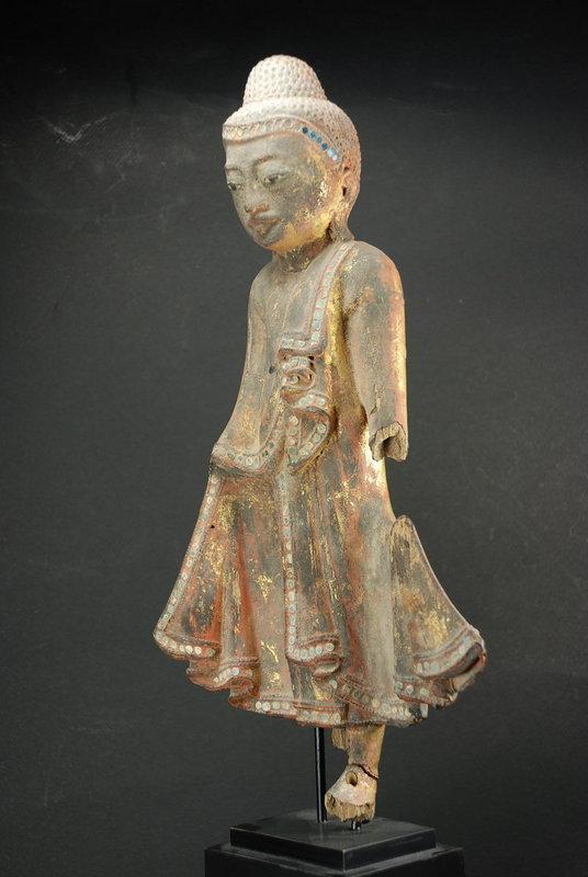 Statue of Buddha, Burma, 19th C.