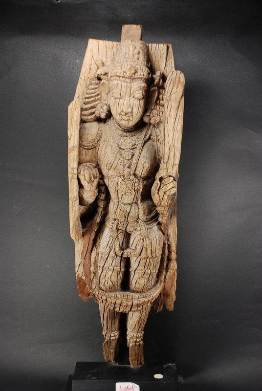 Relief of God Virabhadra, India, 18th C.