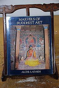 Marvels of Buddhist Art, Alchi-Ladakh, by P. Pal