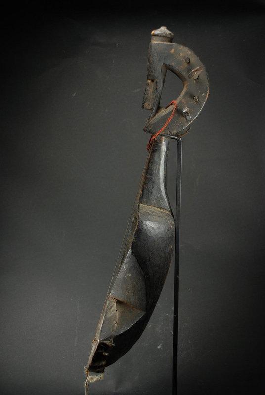 "Tribal Lute (""Saranghi""), Himalaya, Ca. 19th C."