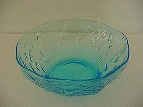 Seneca Driftwood Bowl - Blue